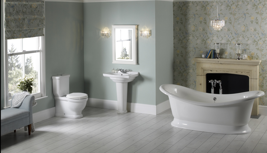 Laura Ashley Bathrooms Nottingham Mansfield