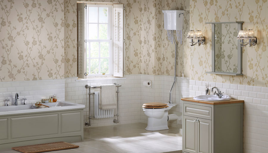 Traditional bathrooms nottingham for Traditional bathroom