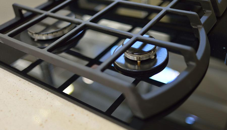 Gas Hob (close up)